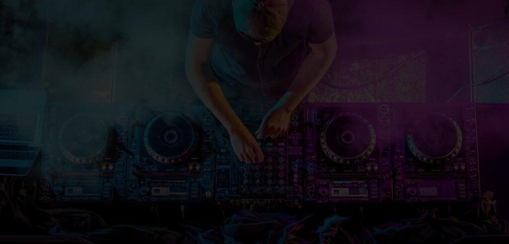 DJ Rügen Console