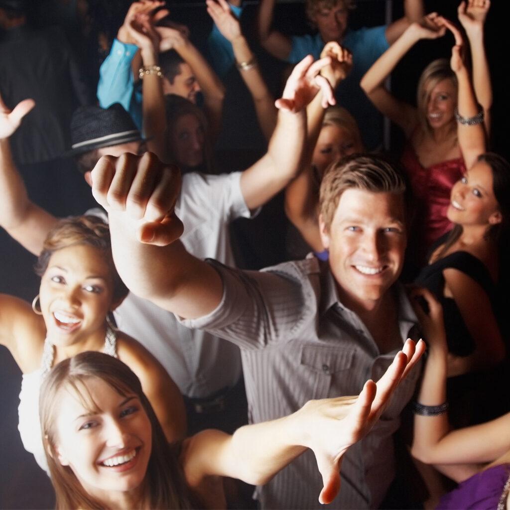 feiern party